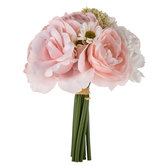 Pink & White Peony, Rose & Ranunculus Bouquet